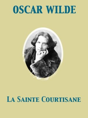 cover image of La Sainte Courtisane