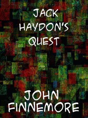 cover image of Jack Haydon's Quest