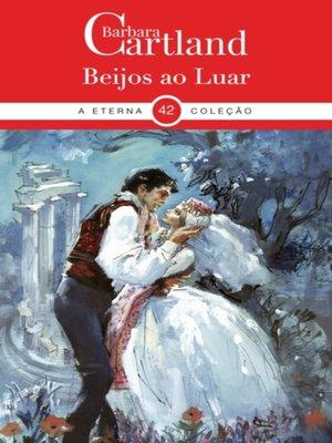 cover image of Beijos ao Luar