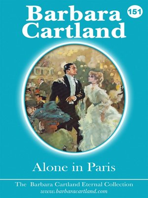 cover image of Alone In Paris