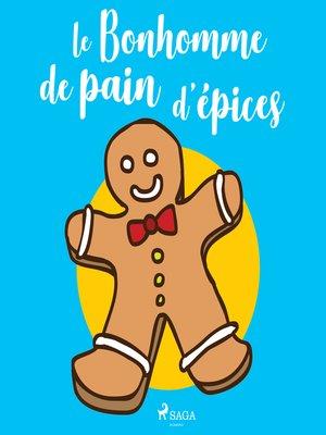 cover image of Le Bonhomme de pain d'épices