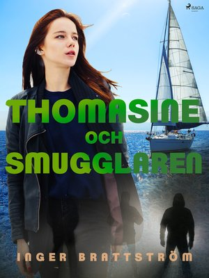 cover image of Thomasine och smugglaren