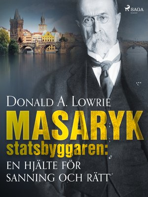 cover image of Masaryk--statsbyggaren