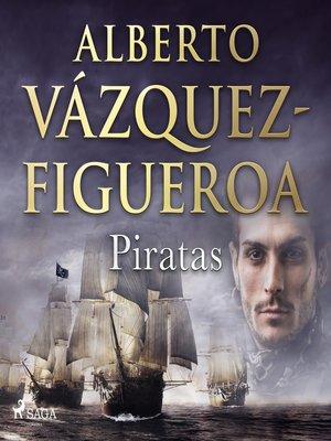 cover image of Piratas