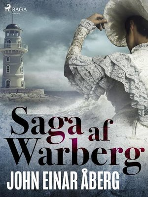 cover image of Saga af Warberg