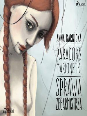cover image of Sprawa Zegarmistrza