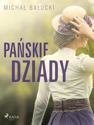 cover image of Pańskie dziady