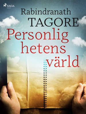 cover image of Personlighetens värld