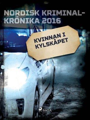 cover image of Kvinnan i kylskåpet