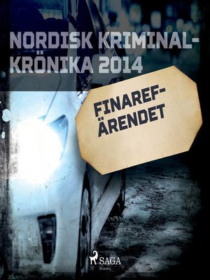 cover image of Finaref-ärendet