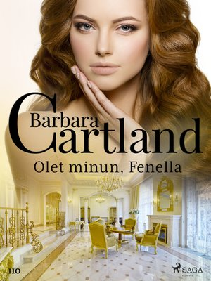 cover image of Olet minun, Fenella