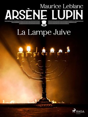 cover image of Arsène Lupin — La Lampe Juive
