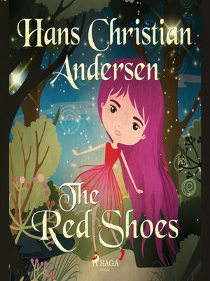 cover image of The Red Shoes