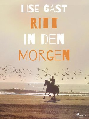 cover image of Ritt in den Morgen