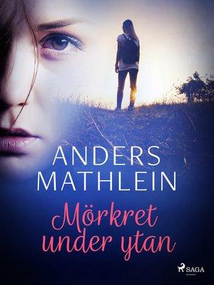 cover image of Mörkret under ytan