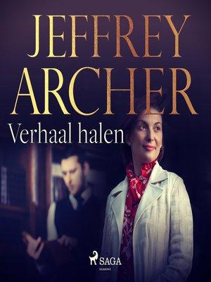 cover image of Verhaal halen