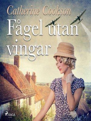 cover image of Fågel utan vingar