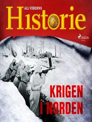 cover image of Krigen i Norden