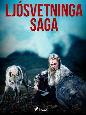 cover image of Ljósvetninga saga