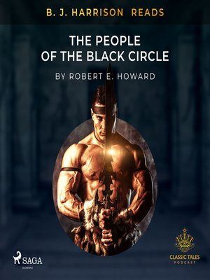 cover image of B. J. Harrison Reads the People of the Black Circle
