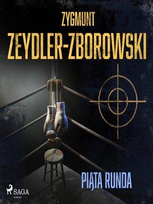cover image of Piąta runda