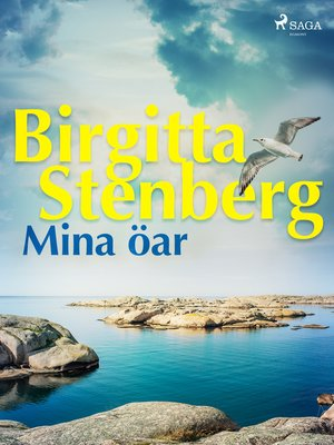cover image of Mina öar