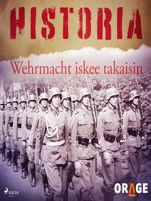 cover image of Wehrmacht iskee takaisin