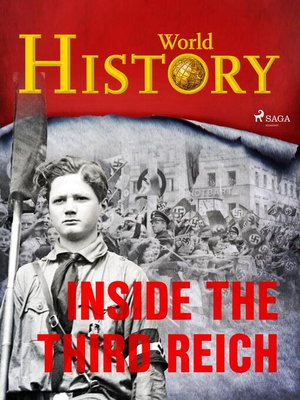 cover image of Inside the Third Reich
