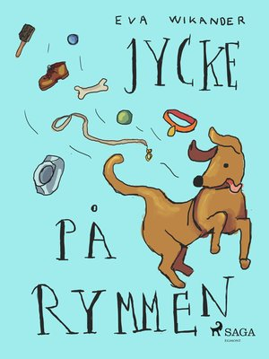 cover image of Jycke på rymmen