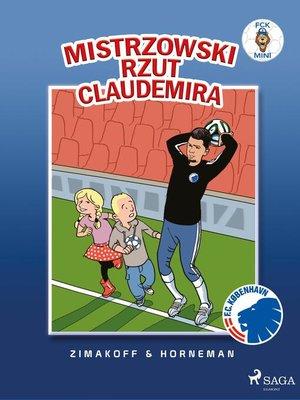 cover image of FCK Mini--Mistrzowski rzut Claudemira