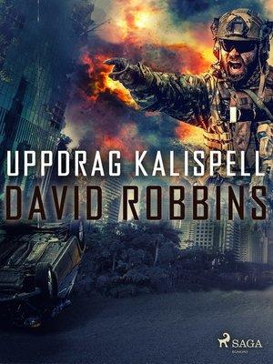 cover image of Uppdrag Kalispell