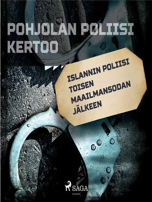 cover image of Islannin poliisi toisen maailmansodan jälkeen