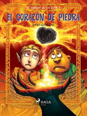 cover image of El destino de los elfos 2
