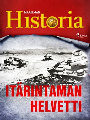 cover image of Itärintaman helvetti