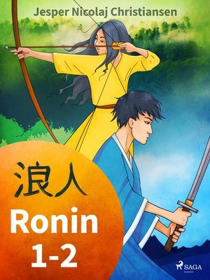 cover image of Ronin 1-2