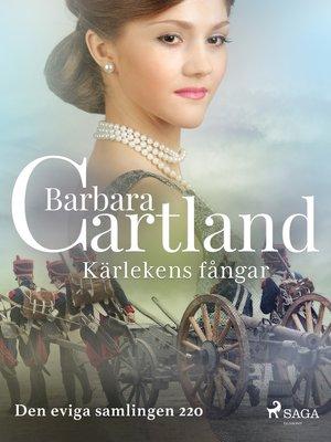 cover image of Kärlekens fångar