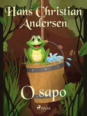cover image of O sapo