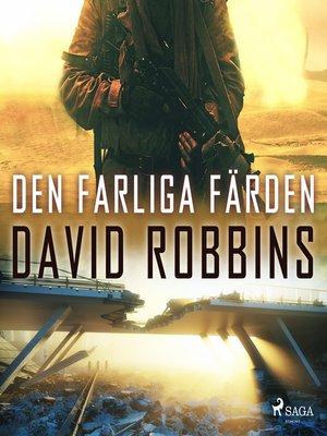 cover image of Den farliga färden