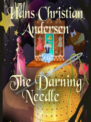 cover image of The Darning Needle