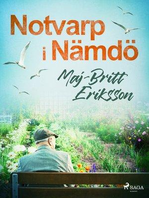 cover image of Notvarp i Nämdö
