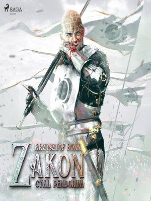 cover image of Cykl Pendorum. Część III. Zakon