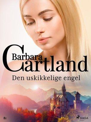cover image of Den uskikkelige engel