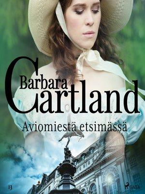 cover image of Aviomiestä etsimässä