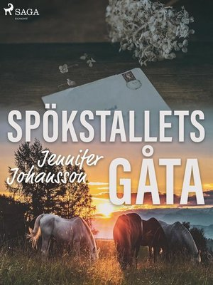 cover image of Spökstallets gåta