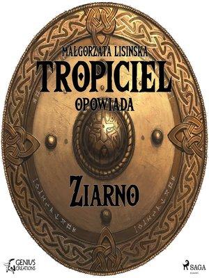 cover image of Ziarno