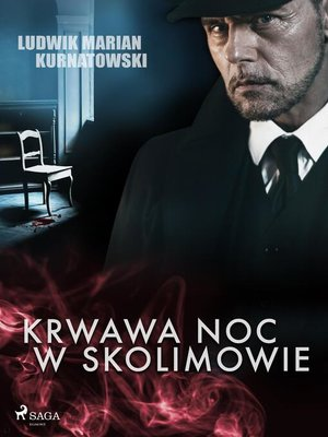 cover image of Krwawa noc w Skolimowie