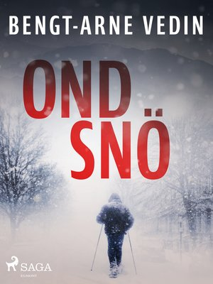 cover image of Ond snö
