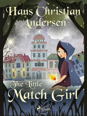 cover image of The Little Match Girl