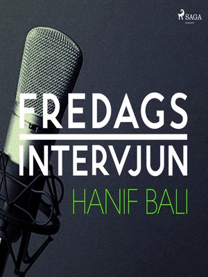 cover image of Fredagsintervjun--Hanif Bali