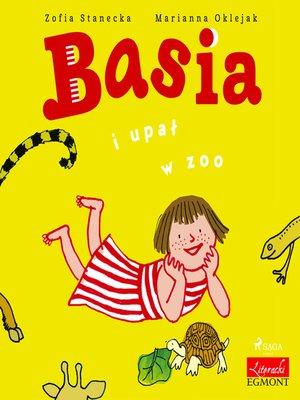 cover image of Basia i upał w ZOO